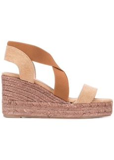 Castañer slip-on wedge sandals