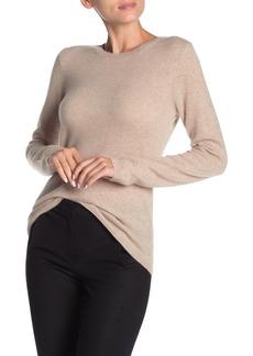 Catherine Malandrino Cashmere Crew Neck Pullover Sweater