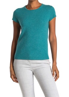 Catherine Malandrino Cashmere Short Sleeve Sweater