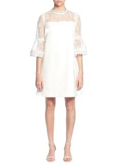 Catherine Catherine Malandrino Amelia Bell-Sleeve Dress