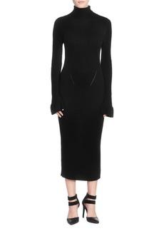 Catherine Catherine Malandrino Camron Stretch Turtleneck Sweater Dress
