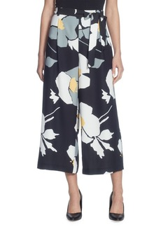 Catherine Catherine Malandrino Carver Floral Wide-Leg Pants