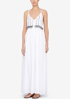Catherine Catherine Malandrino Embellished Maxi Dress