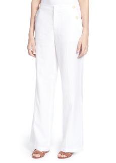 Catherine Catherine Malandrino Fritz Linen Sailor Pants