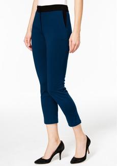 Catherine Catherine Malandrino Hal Cropped Skinny Pants