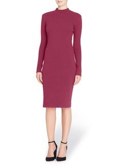 Catherine Catherine Malandrino 'Kristiana' Knit Midi Dress