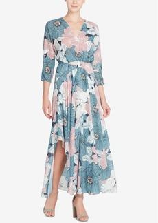 Catherine Catherine Malandrino Larissa Floral-Print Maxi Dress