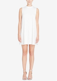 Catherine Catherine Malandrino Lonni Mock-Neck Shift Dress