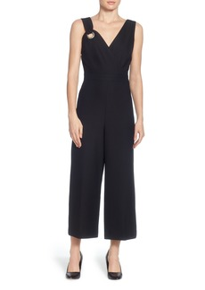 Catherine Catherine Malandrino Luna Shoulder Ring Jumpsuit