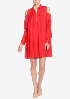 Catherine Catherine Malandrino Massima Cold-Shoulder Dress