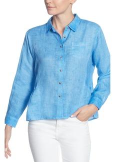 Catherine Catherine Malandrino Merle Linen Shirt