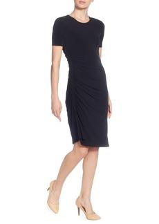 Catherine Catherine Malandrino Nan Ruched Sheath Dress