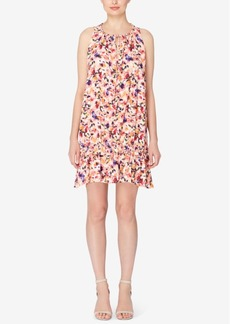 Catherine Catherine Malandrino Ruffled Shift Dress