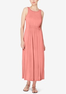 Catherine Catherine Malandrino Scoop-Back Midi Dress