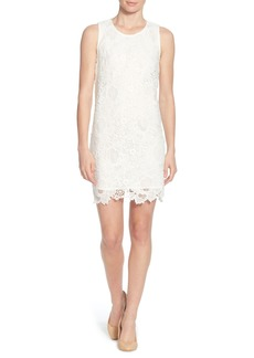 Catherine Catherine Malandrino Sherrell Lace Sheath Dress