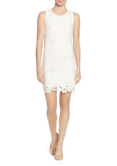 CATHERINE Catherine Malandrino Sherrell Lace Shift Dress