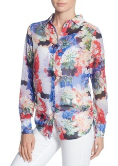 Catherine Catherine Malandrino Spencer Button-Front Blouse