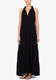 Catherine Catherine Malandrino Tiered Maxi Dress