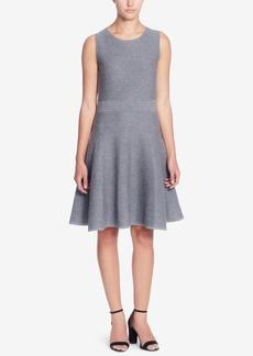 Catherine Catherine Malandrino Trisha Fit & Flare Sweater Dress