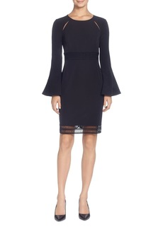 CATHERINE Catherine Malandrino Ursa Open-Stitch Dress