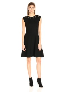CATHERINE CATHERINE MALANDRINO Women's Candace Dress  L