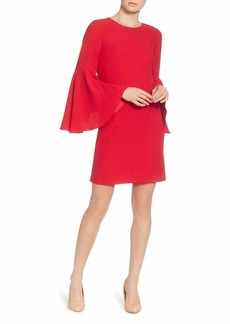 CATHERINE CATHERINE MALANDRINO Women's Claudette Dress Lipstick red