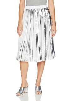 CATHERINE CATHERINE MALANDRINO Women's Duncan Skirt  L