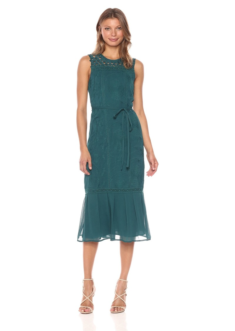 CATHERINE CATHERINE MALANDRINO Women's Ellen Dress deep Teal