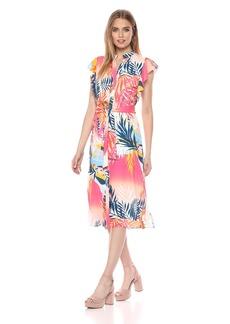 CATHERINE CATHERINE MALANDRINO Women's Fredda Dress  Extra Large
