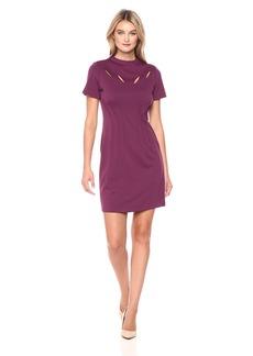CATHERINE CATHERINE MALANDRINO Women's Jesse Dress grapewine