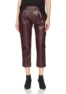 CATHERINE CATHERINE MALANDRINO Women's Landon Pants-Leather