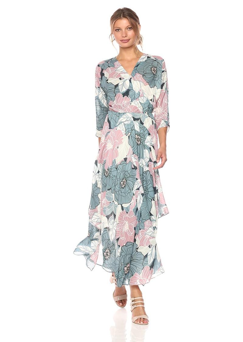 CATHERINE CATHERINE MALANDRINO Women's Larissa Dress-Floral Sketchy