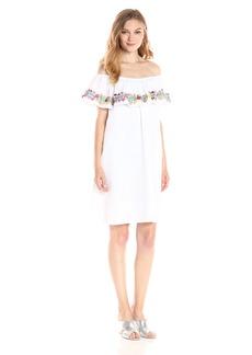 CATHERINE CATHERINE MALANDRINO Women's Leonie Dress  L