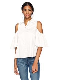CATHERINE CATHERINE MALANDRINO Women's Linette Shirt  M