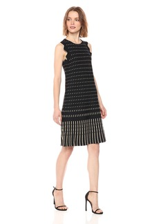 Catherine Catherine Malandrino Women's Lorent Dress  XL Extra Large