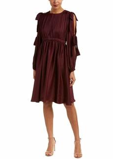 CATHERINE CATHERINE MALANDRINO Women's MENA Dress grapewine