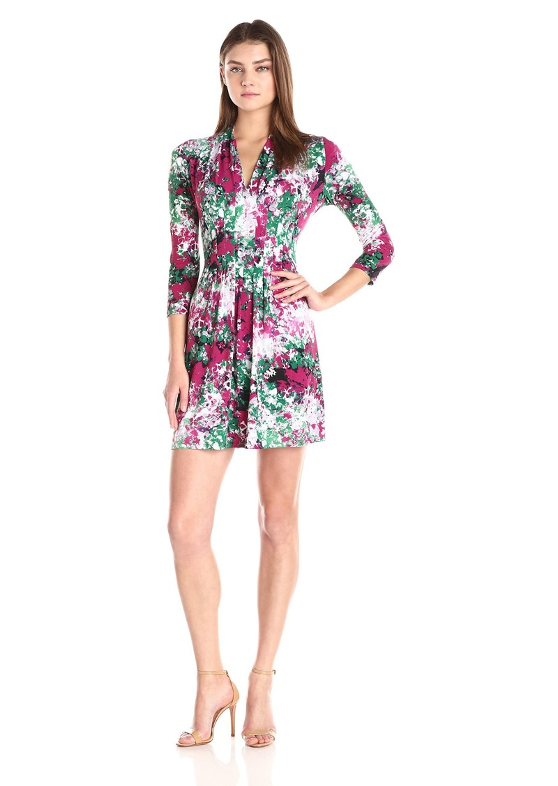 CATHERINE CATHERINE MALANDRINO Women's Tinka Dress-Floral Burst