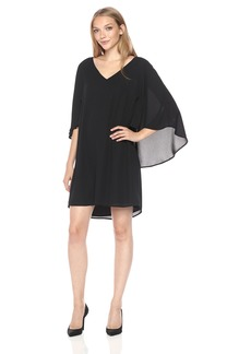 CATHERINE CATHERINE MALANDRINO Women's Violet Dress  L
