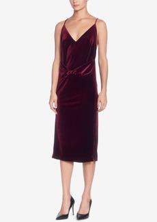 Catherine Malandrino Agnes Racerback Slip Dress