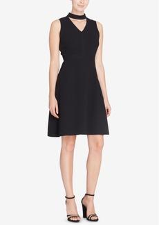 Catherine Malandrino Choker A-line Dress