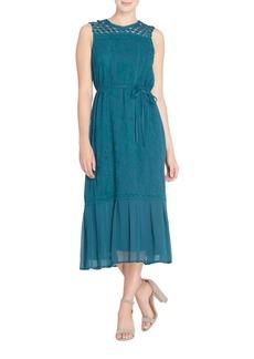 Catherine Catherine Malandrino Ellen Lace Knee-Length Dress