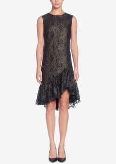 Catherine Malandrino Eloise Silk Lace Dress