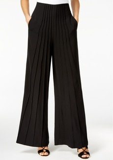 Catherine Malandrino High-Waist Wide-Leg Pants