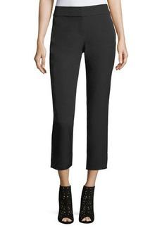 Catherine Malandrino Lavoie Straight-Leg Pants