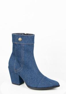 Catherine Malandrino Manchas Jean Bootie Women's Shoes
