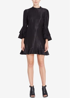 Catherine Malandrino Masami Ruffled Shift Dress