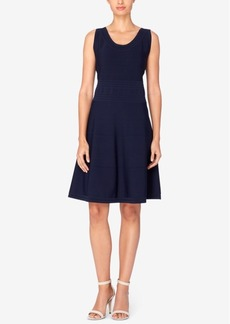 Catherine Malandrino Paz Fit & Flare Sweater Dress