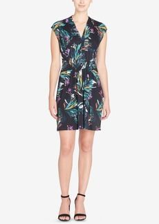Catherine Malandrino Printed A-line Dress