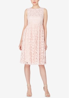 Catherine Malandrino Reva Lace Fit & Flare Dress