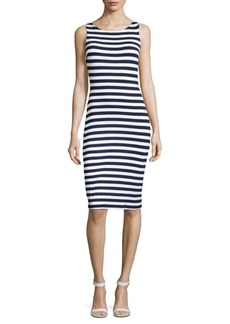 Christel Stripe Dress